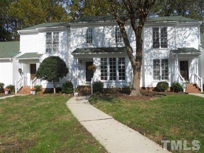 125 Pickett Lane  Cary, NC MLS# 2226500