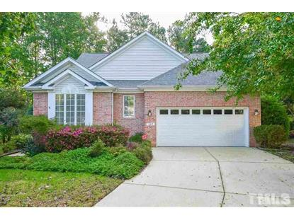 422 Knotts Valley Lane  Cary, NC MLS# 2226927