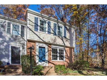 707 Collington Drive  Cary, NC MLS# 2227126