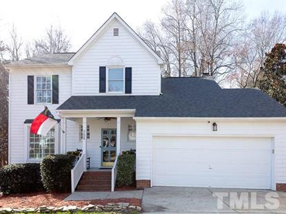 2608 Crofton Springs Drive  Raleigh, NC MLS# 2227466