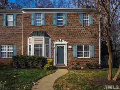 317 Silverberry Court  Cary, NC MLS# 2227513