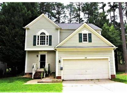 209 Ashley Brook Court  Cary, NC MLS# 2227561