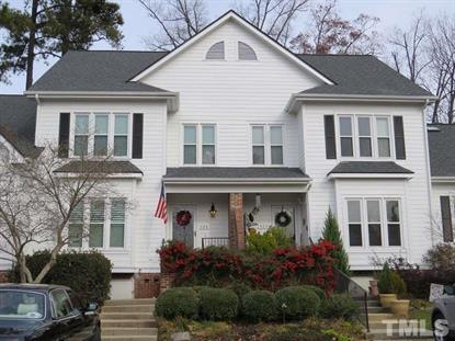 424 Center Pointe Drive  Cary, NC MLS# 2227582