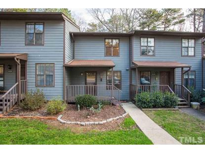 4237 The Oaks Drive  Raleigh, NC MLS# 2227778
