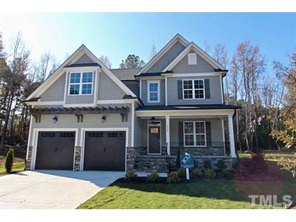 3112 Ginger Lake Court  Zebulon, NC MLS# 2227891