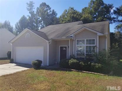 3908 Tyler Bluff Lane  Raleigh, NC MLS# 2227989