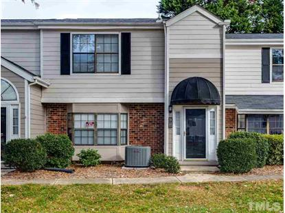 7914 Falcon Rest Circle  Raleigh, NC MLS# 2228156