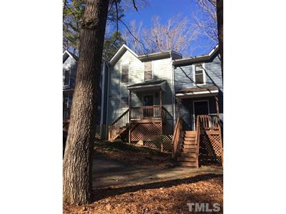 96 South Peak Drive  Carrboro, NC MLS# 2229864