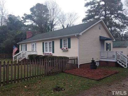 610 W Lofton Street  Lillington, NC MLS# 2230067