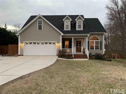 39 Oak Bluff Court  Fuquay Varina, NC MLS# 2231214