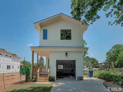 509 Grove Avenue  Raleigh, NC MLS# 2231294