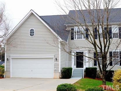 507 Carriage Woods Circle  Cary, NC MLS# 2231524
