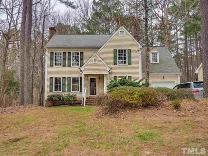 4918 Fortunes Ridge Drive  Durham, NC MLS# 2231687