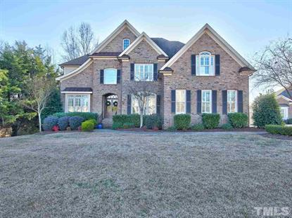457 Kings Hollow Drive  Raleigh, NC MLS# 2231716