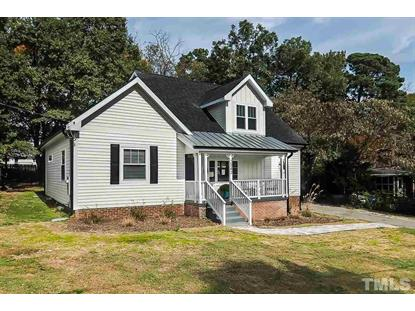 2343 Stevens Road  Raleigh, NC MLS# 2231958