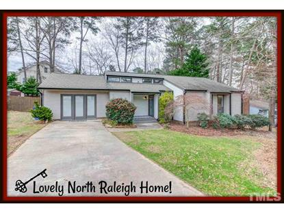 301 Ashebrook Drive  Raleigh, NC MLS# 2231964