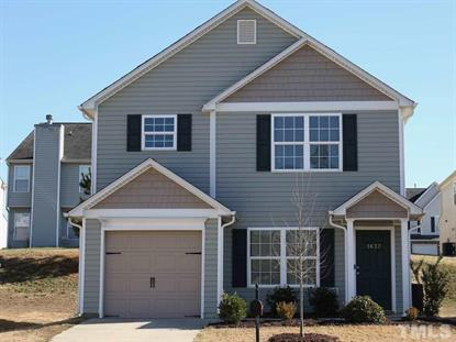 1637 Brownairs Lane  Raleigh, NC MLS# 2232110