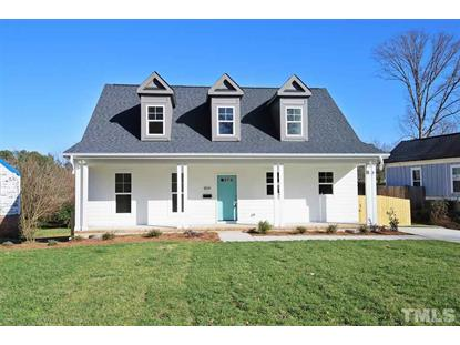 804 Hartford Road  Raleigh, NC MLS# 2232227