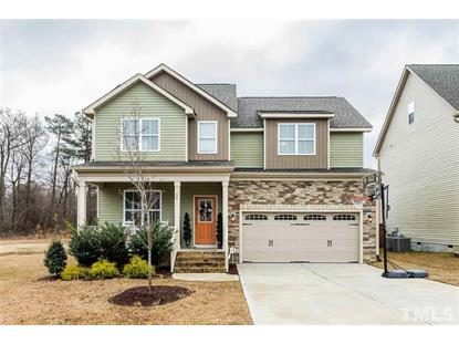 50 Gold Leaf Lane  Garner, NC MLS# 2232314