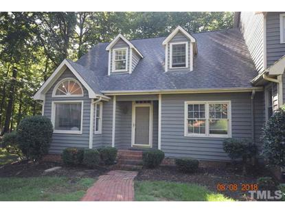 115 Loch Bend Lane  Cary, NC MLS# 2232600