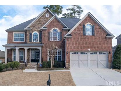 3717 Amberwine Lane  Wake Forest, NC MLS# 2234212
