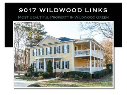 9017 Wildwood Links  Raleigh, NC MLS# 2234473