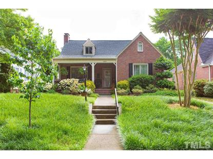 1410 Dollar Avenue  Durham, NC MLS# 2234857