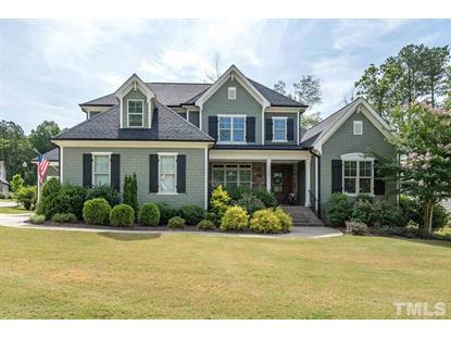 5100 Granitic Drive  Rolesville, NC MLS# 2235553