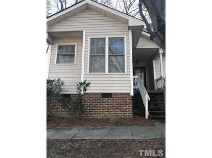 3706 Greywood Drive  Raleigh, NC MLS# 2236063
