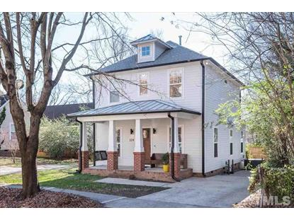 324 E South Street  Raleigh, NC MLS# 2237019