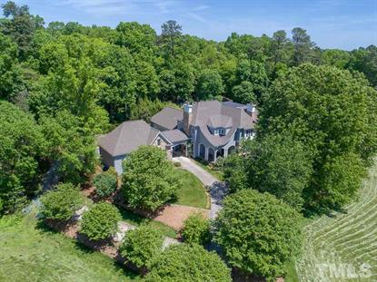 536 Meadow Run Drive  Chapel Hill, NC MLS# 2237145