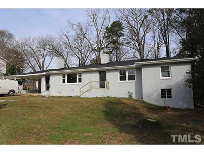 2347 Stevens Road  Raleigh, NC MLS# 2237272