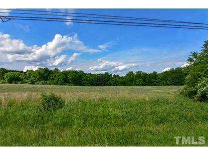 10.29 acres Oxford Road  Roxboro, NC MLS# 2237491