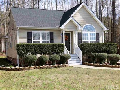 2804 Leicester Court  Apex, NC MLS# 2237799