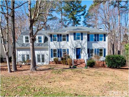 100 Heathridge Lane  Cary, NC MLS# 2237804
