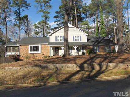 1326 Bloomingdale Drive  Cary, NC MLS# 2237857