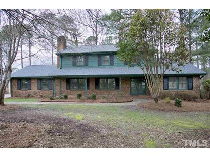 207 Briarcliff Lane  Cary, NC MLS# 2237938
