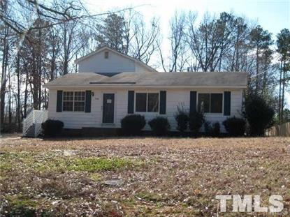 4008 Lassiter Road  Holly Springs, NC MLS# 2238123