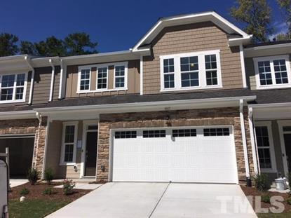 1017 Hero Place  Cary, NC MLS# 2238242