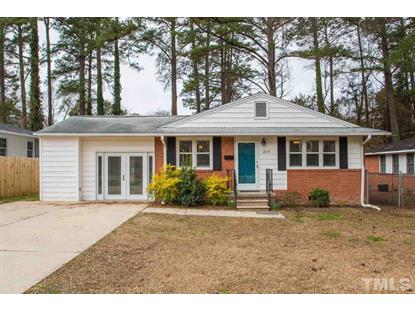 2115 Bellaire Avenue  Raleigh, NC MLS# 2238752