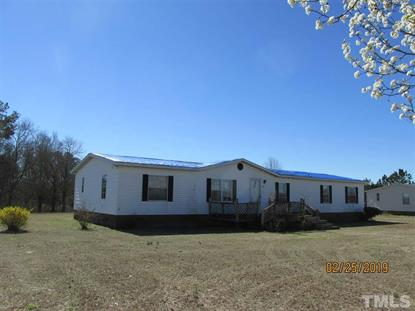 2201 Massengill Pond Road  Angier, NC MLS# 2239266
