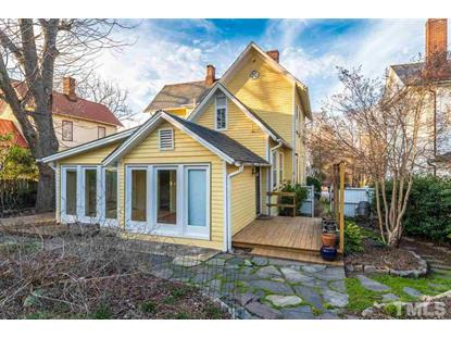 312 E Jones Street  Raleigh, NC MLS# 2239468