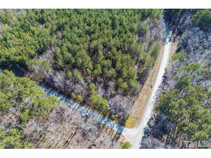 Lot 6 Uzzle Road  Rougemont, NC MLS# 2240602