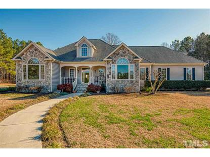 1361 Holly Road  Spring Hope, NC MLS# 2240610
