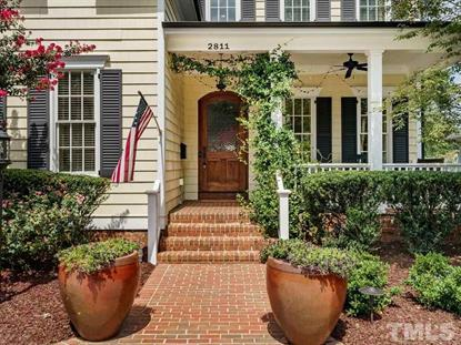 2811 Anderson Drive  Raleigh, NC MLS# 2240810