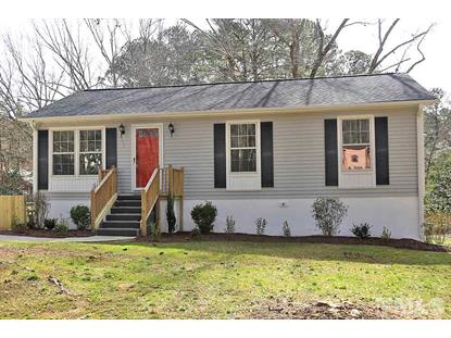 2305 EVERS Drive  Raleigh, NC MLS# 2242331