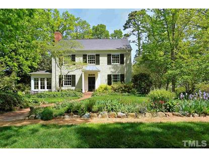 735 Gimghoul Road  Chapel Hill, NC MLS# 2242373