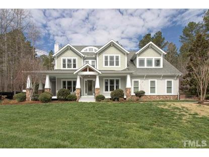 2010 Tuscany Drive  Hillsborough, NC MLS# 2242738