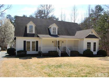 1010 Wolf Laurel Court  Rougemont, NC MLS# 2242821