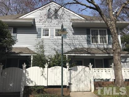 1418 Barton Place  Raleigh, NC MLS# 2242949